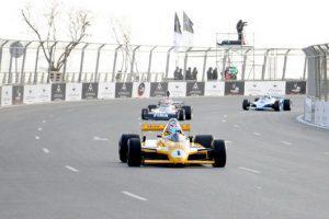 «Финансовый эффект от бакинской гонки Формулы-1 просто огромный»