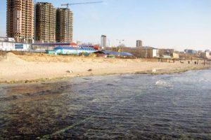 Азербайджан построит новый город на берегу Каспия?