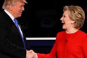 Первые дебаты: победа за Клинтон
