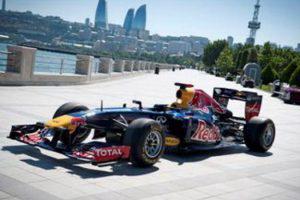 Объявлены официальные представители Гран-при Формулы-1 в Баку