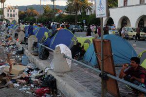 Грецию оштрафовали на 10 миллионов евро за мусор