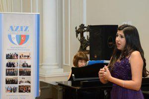 В Баку выступили израильские музыканты