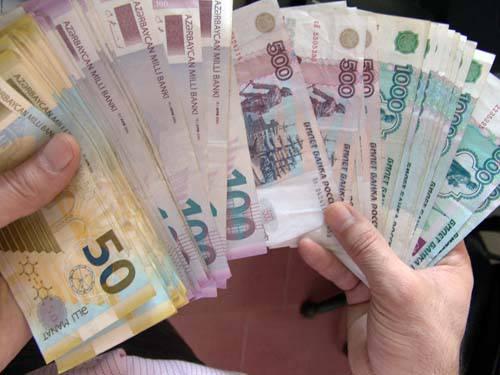 manat-ruble-money