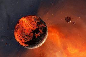 Марсу накинули миллиард мокрых лет