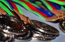 Спортивные достижения Азербайджана за ноябрь 2016