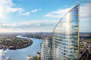 Китайцы построят самый высокий жилой дом в Европе