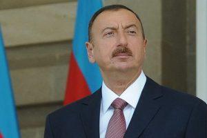 Ильхам Алиев принял участие в открытии памятника Рашиду Бейбутову