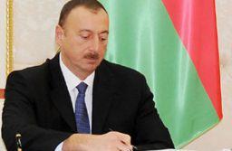 Новый состав Кабинета министров Азербайджана