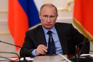 «Крымский сюрприз» от Владимира Путина