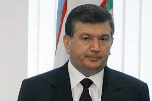 Узбекистан возглавил премьер-министр Шавкат Мирзиеев