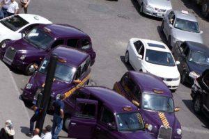 В Баку продолжается борьба с беспределом такси