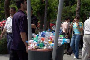 Как «отучить» Азербайджан от полиэтиленовых пакетов