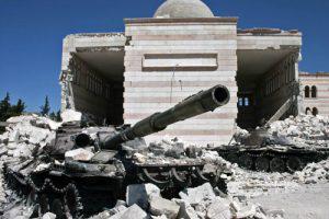 Так кто же «сдает» Асада?