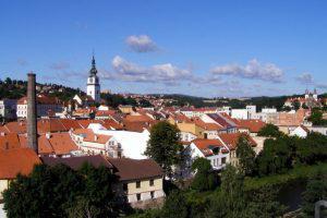 Маленькие городки Чехии