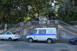 Взрыв в Сухуми признан терактом
