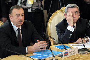 Саргсян не хочет встречаться с Ильхамом Алиевым?