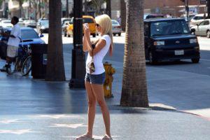 Эксклюзивный туризм для блондинок