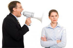 Как реагировать на крик начальства: cоветы экспертов