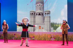 Спектакль-мюзикл театра из Анкары порадовал детей в Баку (ФОТО)