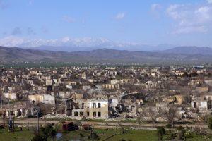 Армяне в Карабахе: против Саргсяна и за мир с Азербайджаном