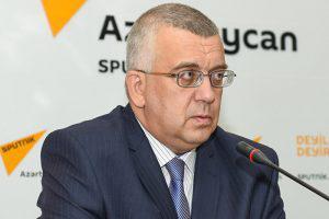Олег Кузнецов рассказал в Баку о сущности армянского терроризма