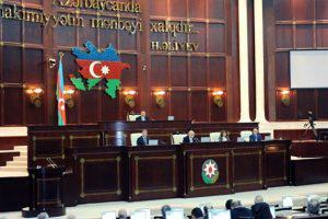 Онлайн-контроль для азербайджанских депутатов