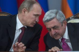 Ловушка для Кремля на армянском поле