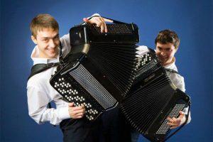 Дуэт «SiB-duo» выступил в Баку