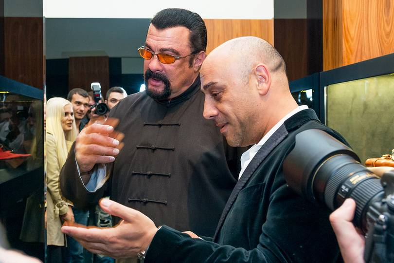 Image result for Steven Seagal baku