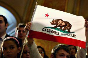Калифорния готовится к референдуму?