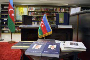 Издания об Азербайджане переданы в дар библиотеке Сената Бразилии