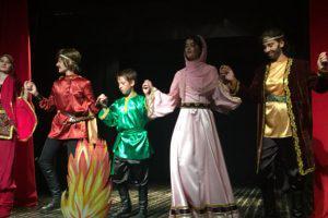 В Эстонии показали спектакль по мотивам «Деде Горгуд»