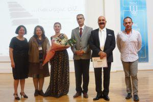 На международном конгрессе рассказали о культуре азербайджанских цыганских этнических групп