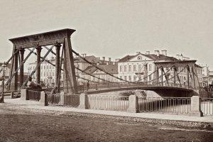 Тайна Египетского моста в Санкт-Петербурге