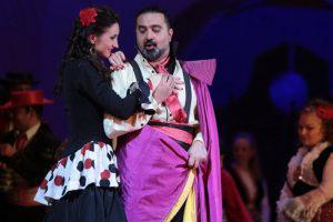Эльчин Азизов и страсти по «Кармен»