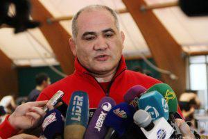 Фирдоуси Умудов: «Будем делать ставку на молодых борцов»