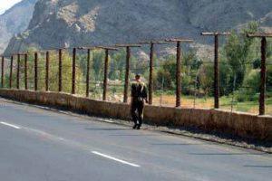 На границе Азербайджана стартовала операция «Граница-щит»