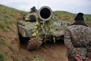Армения с «Искандерами», сепаратисты в Карабахе без газа