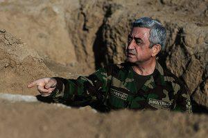 МГ ОБСЕ не дает Саргсяну вернуть оккупированные территории Азербайджану?