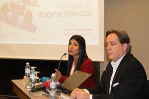 Дан старт продаже билетов на бакинский этап Формулы-1