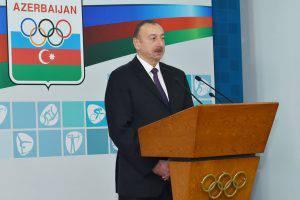 Президент Азербайджана подвел спортивные итоги 2016 года