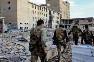 Азербайджанский военный контингент — в Сирию?