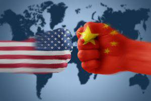 США — Китай: напряженность растет