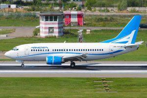 «Авиационный  суверенитет» оказался Армении не по карману
