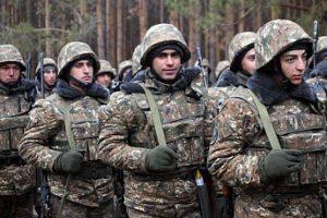Армения столкнулась с «дефицитом призывников»