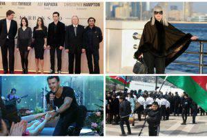 Лучшее и главное в культурной жизни Азербайджана за 2016 год