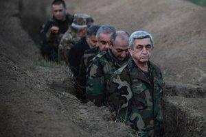 К какой войне готовится Армения?