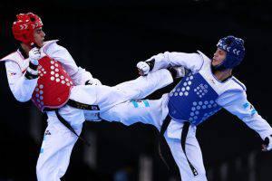 Азербайджан во второй раз взял золото на ЧМ по таэквондо