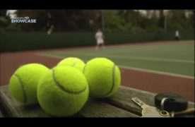 Из чего сделаны теннисные мячи (ВИДЕО)