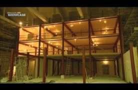 Для чего строят здание из конопли (ВИДЕО)